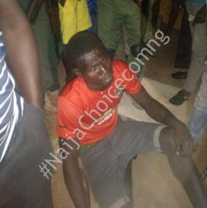 Slap & Die: Man Killed With Just One Slap In Awka. Slapper Arrested (Graphic Pics)