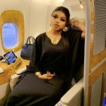Bobrisky Accuses His Driver Of Running Away  With His Benz & Money (Picture)