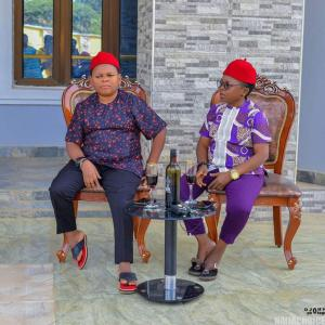 Chinedu Ikedieze Sends Sweet Birthday Message To Osita Iheme As He Turns 38 Today (Photo)