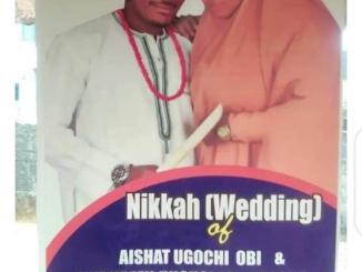 The First Igbo Islamic Marriage In Imo State  (Photos)