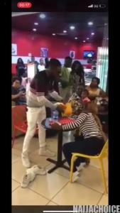 [VIDEO] What A Guy Did After His Girlfriend Rejected His Proposal || Watch Video