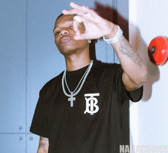 Wizkid reveals why he doesn't talk too much on social media (Video)