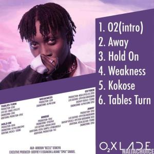 DOWNLOAD FULL EP: Oxlade – Oxygen (EP)