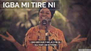 DOWNLOAD MP3: Sola Allyson – Igba Mi Tire Ni Ft. Ty bello