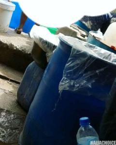 How Hand Sanitizers Are Made In Lagos - Video