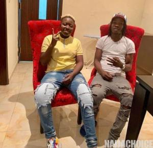 Naira Marley Gifts Zlatan's Girlfriend, Seyi Awonuga Range Rover Worth 20 Mliilion Naira On Her Birthday