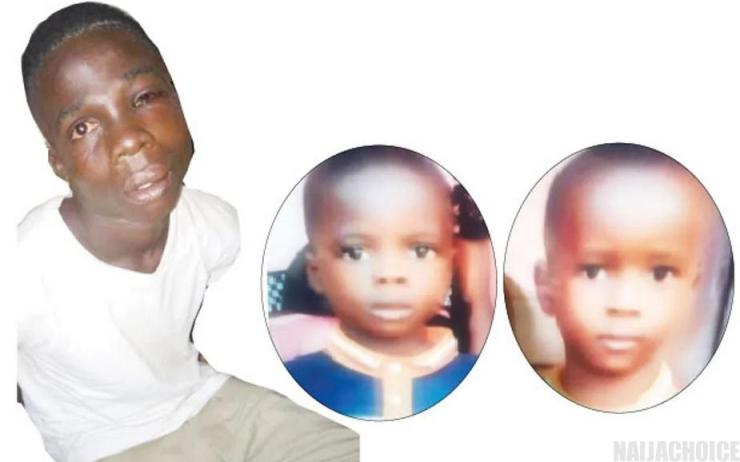 Shocking! Uncle Kills Seven-Year-Old Twins For Rituals In Delta, Flees