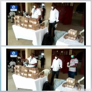 Lockdown: FG Gives N20,000 Each To Poor Households In FCT (Photos)