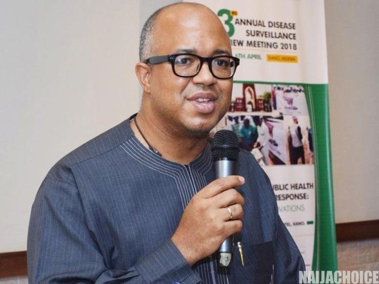 NCDC DG, Chikwe Ihekweazu Reveals Why He Doesn't Wear Face Masks