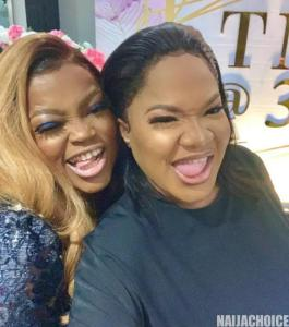 NCDC replaces Funke Akindele with Toyin Abraham as new COVID-19 Ambassador (video)