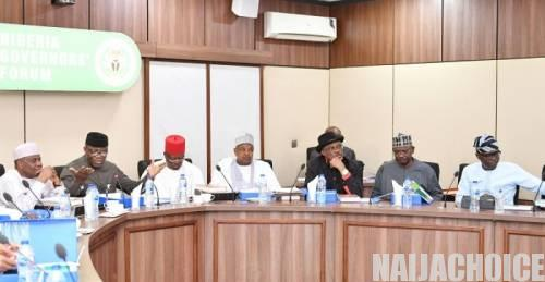 Nigerian Governors Agree On Two-week COVID-19 National Lockdown