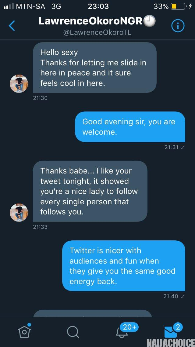 South African Lady Calls Nigerian Girls Prostitutes, Calls Out Nigerian Men. See Why