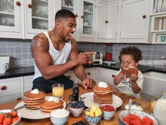 """""""I Don't Have A Girlfriend"""" - Anthony Joshua Opens Up"""