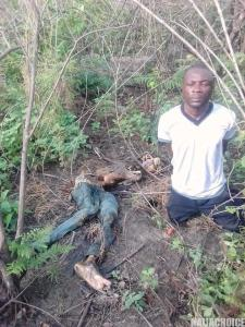 Decomposing Bodies Of 3 Kidnapped University  Of Port Harcourt Students (Graphic Pics)