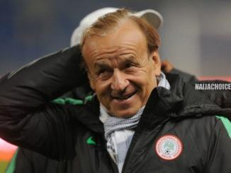 """""""It Is Very Difficult For Nigeria To Win 2021 AFCON"""" - Gernot Rohr"""