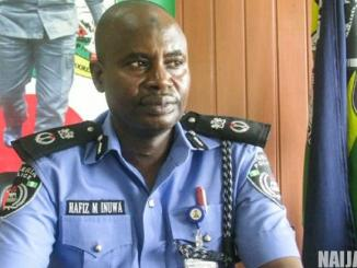 6 Rifles Uncovered Inside Christ Holy Church In Delta State, As Police Arrest Pastor