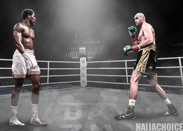 Battle Of The Brits: Joshua, Fury Reach Financial Agreement For 2 World-title Fights