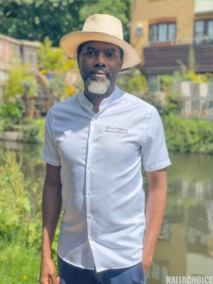 Checkout What Reno Omokri Said About Wedding, Christianity And The Church