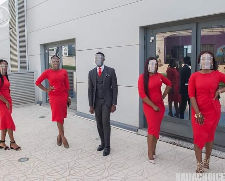 COZA Holds First Physical Church Service In Abuja After Ease Of Lockdown (Photo)