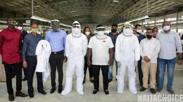 Cross River Public Schools To Resume June 16  As Government Mass Produces PPE