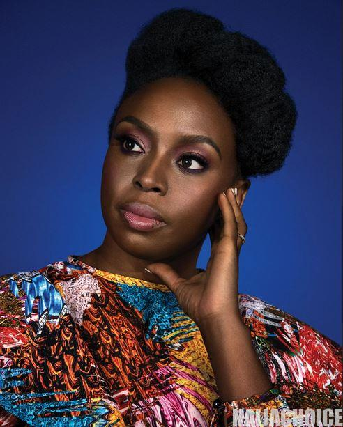 How I Fell Into Depression After Writing 'Half Of A Yellow Sun' - Chimamanda Adichie