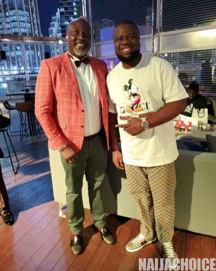 Inside The Luxurious Lifestyle Of Hushpuppi With Other Celebrities (Photos)