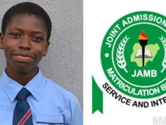 Meet Girl With The Highest 2020 JAMB Score  (Pictured)