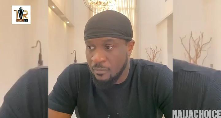 Peter Okoye, His Wife, Daughter & 2 Domestic Staff Tested Positive For COVID-19