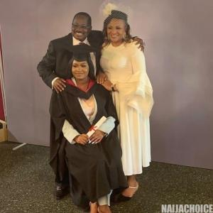 Photos Of Ajimobi At His Last Public Outing With His Family