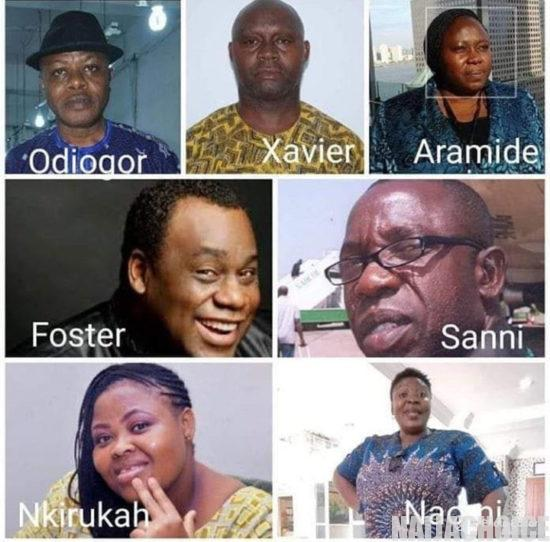 Seven Nigerian journalists died of different ailments within 7 days