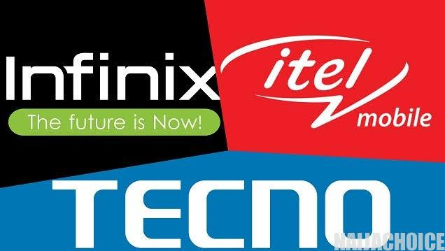 Tecno, Infinix And Itel Are Not Used In China Where They Are Produced?