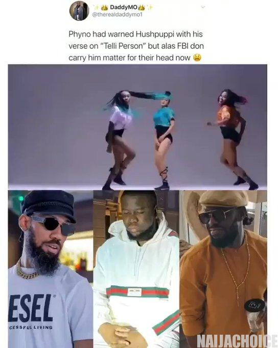 Timaya's 'Telli Person' Warned Hushpuppi Before His Arrest – Fans