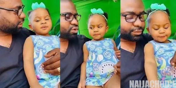 Video Of Nigerian Dad Advising His Daughter To Engage In Exam Malpractice