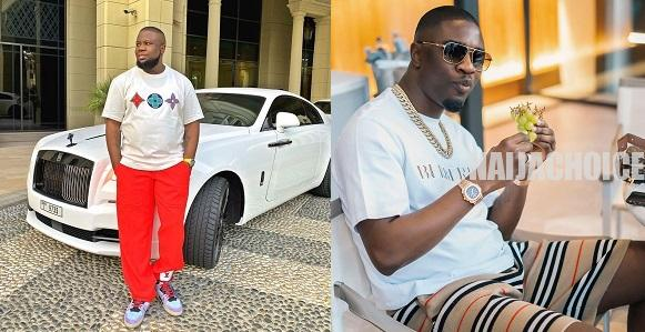 Watch How Interpol Arrest Hushpuppi & Mr Woodbery Others in Dubai (Details)