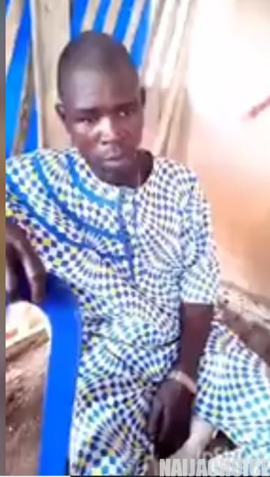 12-Year-Old Delta Bride Married Off To An Old Man, Rescued In Edo (Video)