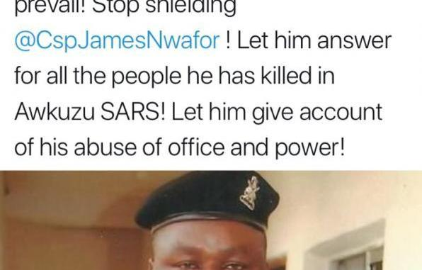 """I Killed Your Son & Nothing Will Happen"" - Awkuzu SARS Officer"