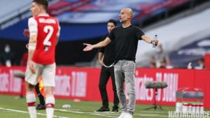 """""""I Respect Arsenal On The Pitch, But Not Much Off The Pitch"""" - Guardiola a"""