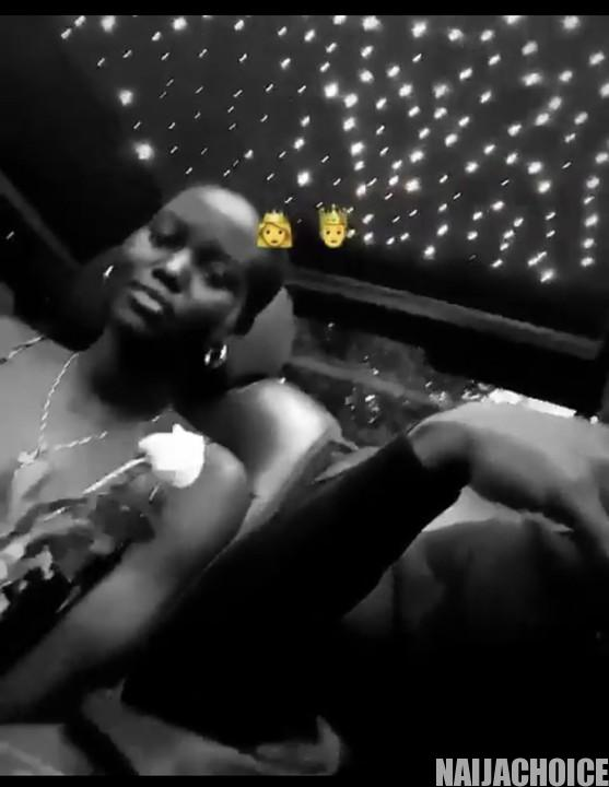 Is Runtown Engaged? Singer Gives A Ring To His Sudanese Model Girlfriend
