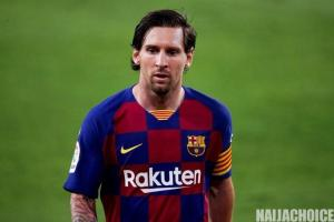 Messi Pauses His Renewal With Barca, Wants  To Leave At End Of Next Season