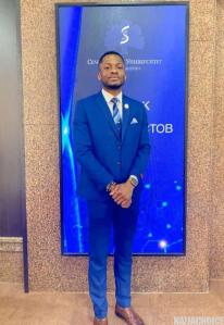 Nigerian Man Graduates With 5.0 GP In A Russian University (Photos)