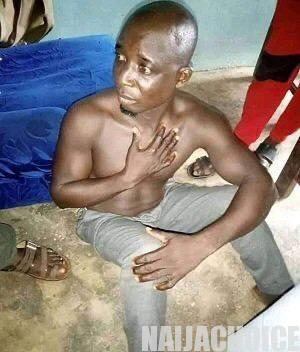 Police Arrest Nasarawa APC Ward Chairman For Raping Two Girls (Photo)