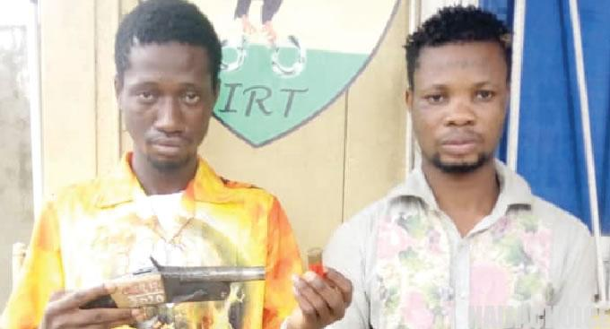 This Is 'Judgement', Leader Of Notorious Robbery Gang Terrorising Oyo, Osun, Lagos