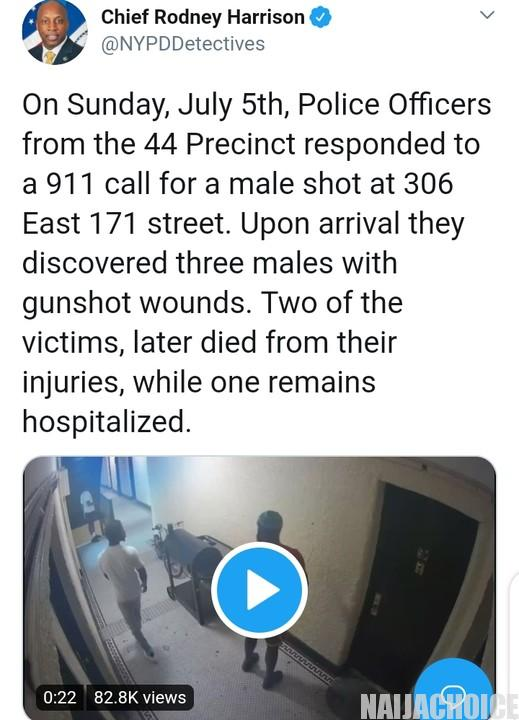 US-Based Ghanaian Rapper, Jay Gunz Shot Dead  In His Home (Photos, Video)
