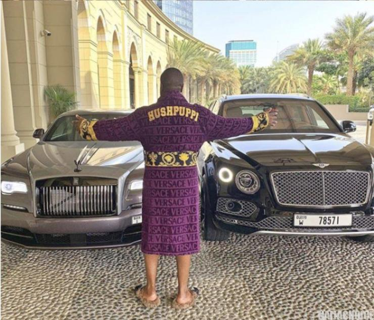 US Department Of Justice Charges Hushpuppi  With Money Laundering