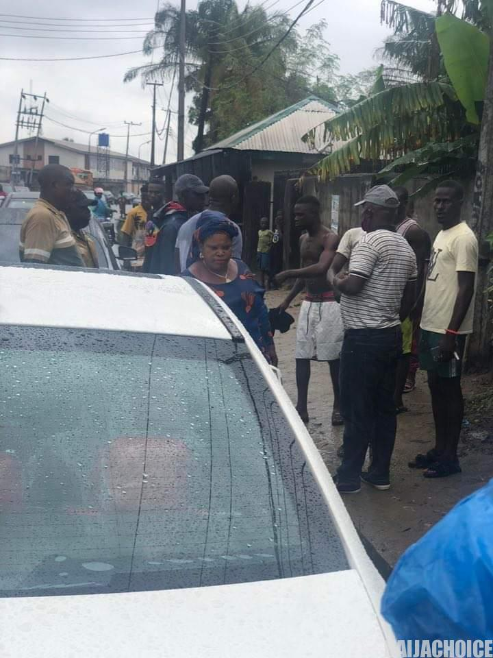 Yahoo Boys Fight Dirty Over Pick Up Money In Delta State