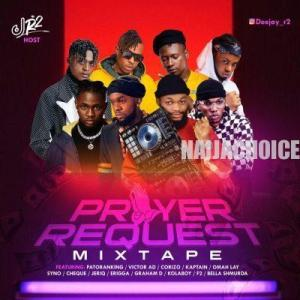 DOWNLOAD MIXTAPE: DJ R2 – Prayer Request Mixtape