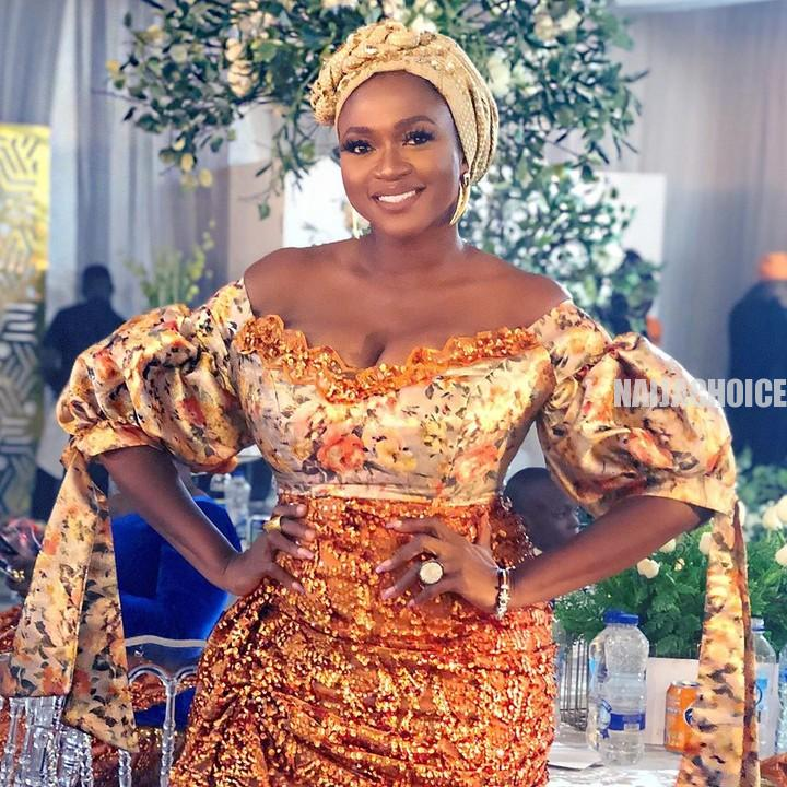 """I Got Pregnant In SS3 And My Church Banned Me From Singing In Choir"" - Waje"