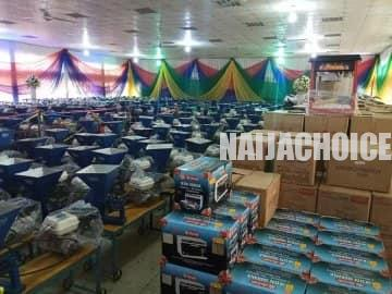 LASG Empowers 1,100 Vulnerable Women, Residents With Working Tools