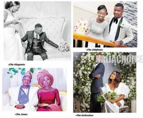 Memories Of Our Digital Weddings - Couples  Who Married Via Zoom (Photos)