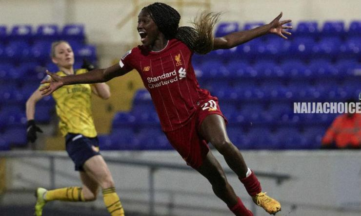 Nigerian Winger, Babajide Nominated For Liverpool's Player Of The Season Award